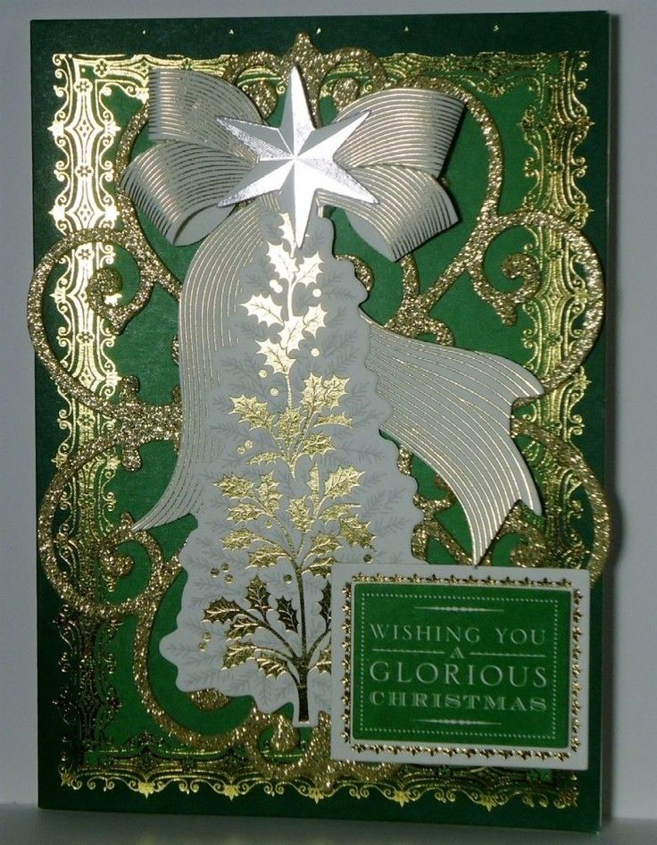 99 Best Cards AG Christmas Glorious Card Kit Images On