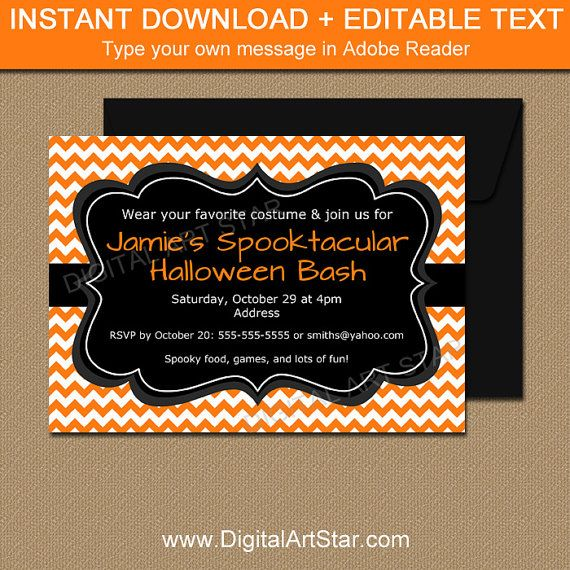46 Best Halloween Printables Images On Pinterest | Halloween
