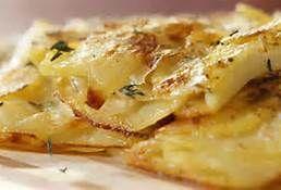 Potato-Onion Gratin!
