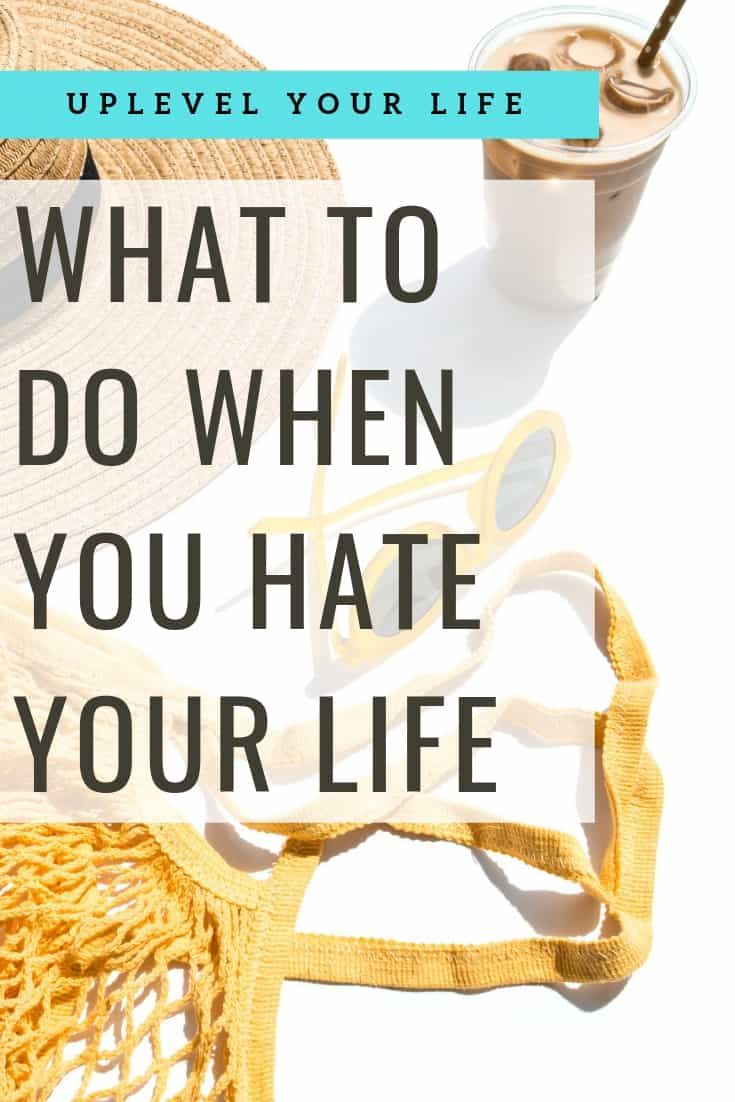 I Hate My Life: How To Feel Better Fast – Radical Transformation Project-Depression, Anxiety, Mental Health & Personal Development