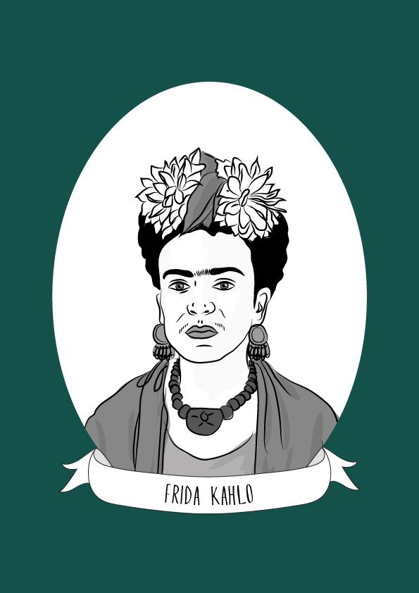 Frida Kahlo was a Mexican painter and later a feminist icon. She is best known for her self-portraits. Kahlo was three when the Mexican Revolution began in 1910 and witnessed violent armed struggles in the streets of Mexico City and frequent gunfire....