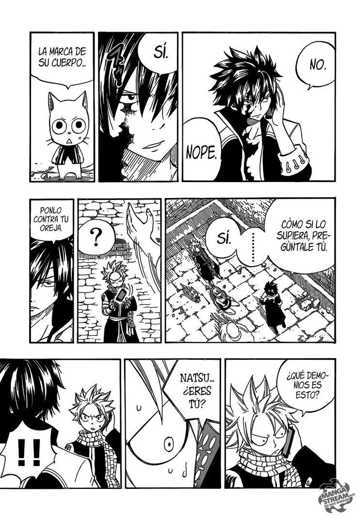 Gray & Natsu - Fairy Tail Manga 429