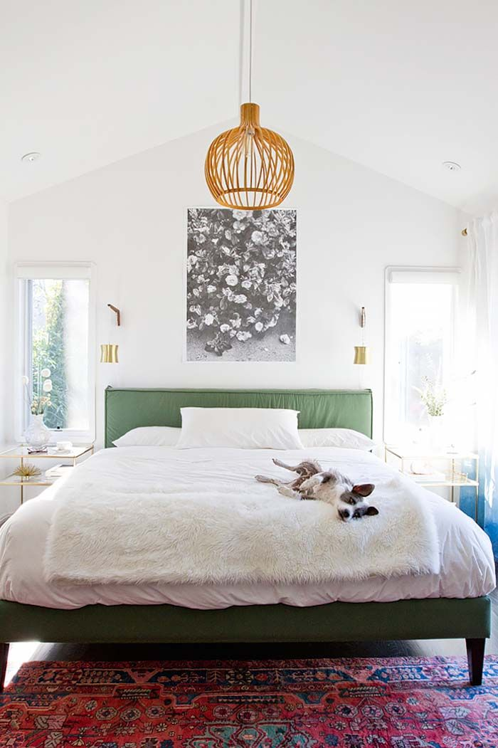 5 Bedroom Modern Farm House Floor Plans: 1000+ Ideas About Mid Century Bedroom On Pinterest