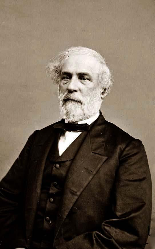 Robert E. Lee, General del Ejército Confederado del sur en la Guerra Civil Norteamericana #HistoriaCivil Wars, Abraham Lincoln, Robert Edward, Southern Gentleman, Vintage Photos, General Robert, Robert Lee, American Civil, Robert E Lee