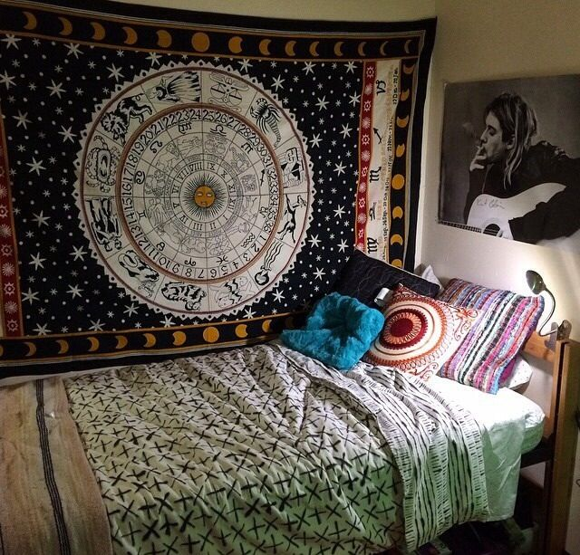 Tapestries Boho And Zodiac On Pinterest