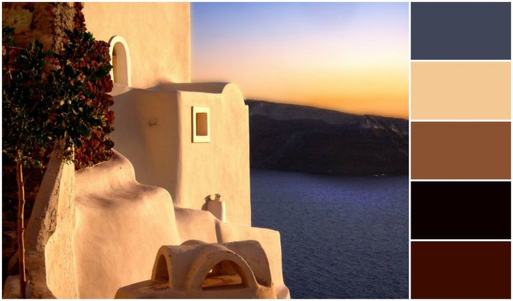 Magical sunsets and beautiful settings in Oia, Santorini