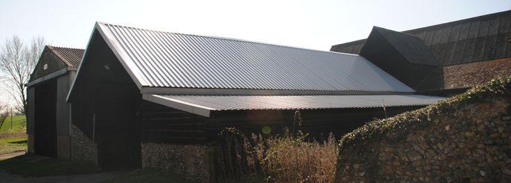 Aluminium Roofing-EI