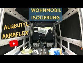 Wohnmobil Isolierung: Angenehme Temperaturen im Camper   LifeSetter