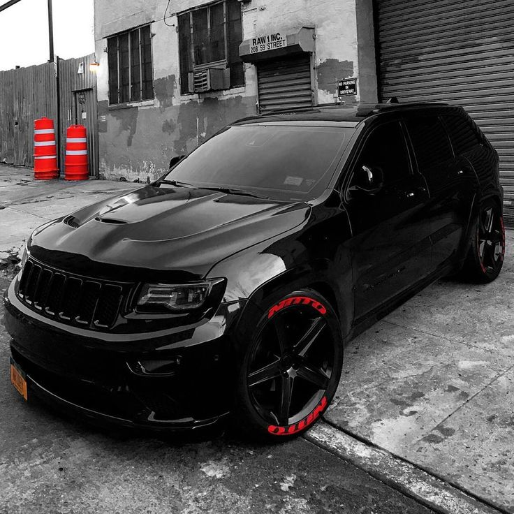 26 best 2016 Jeep Grand Cherokee 22 inch wheels images on ...