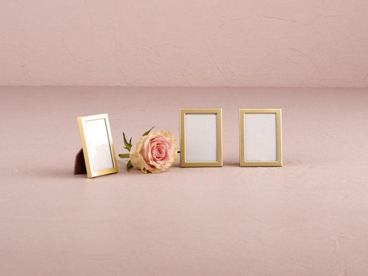 Easel stand mini photo frames