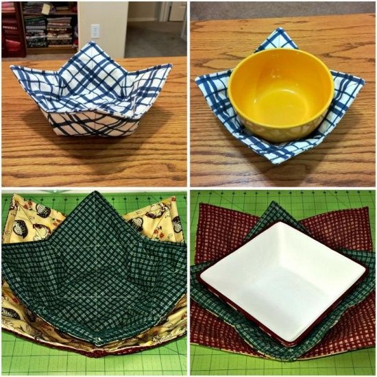 Microwave Cozy Patterns - Quilting Digest