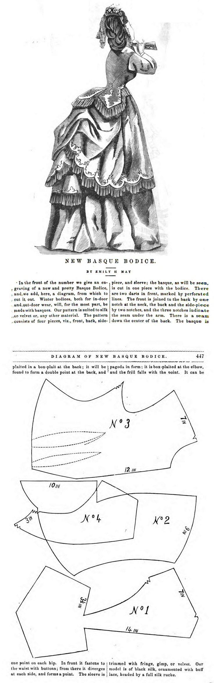Peterson's Magazine 1871