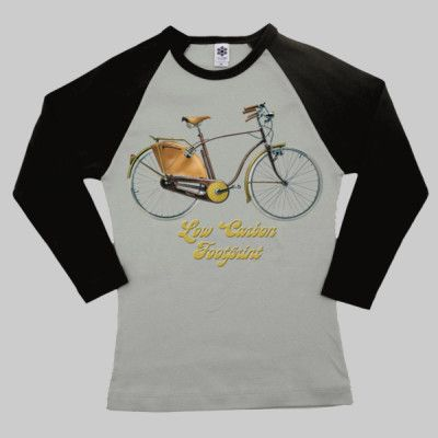 Low Carbon Footprint Classic Roller 3/4 T-Shirts