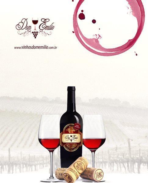 Vinhos Dom Emilio l Certificação dos orgânicos: garantia de qualidade!