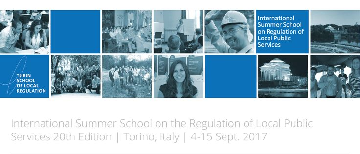 International Summer School On Regulation Of Local Public Services In Italy  http://www.sclrship.com/country/italy-scholarships/20th-international-summer-school-regulation-local-public-services-italy      #sclrship #onlineDegree #scholarshippositions