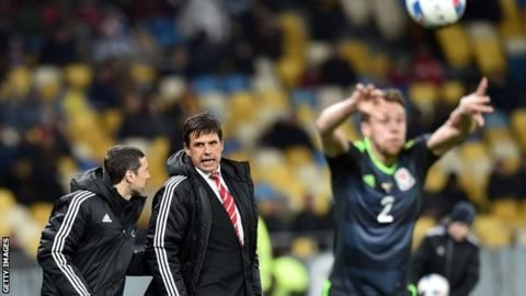 Chirs Coleman: Wales must build on Euro 2016 qualification