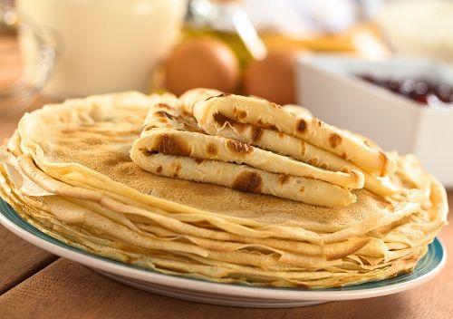 Recette pâte à crêpes sans gluten et sans lactose