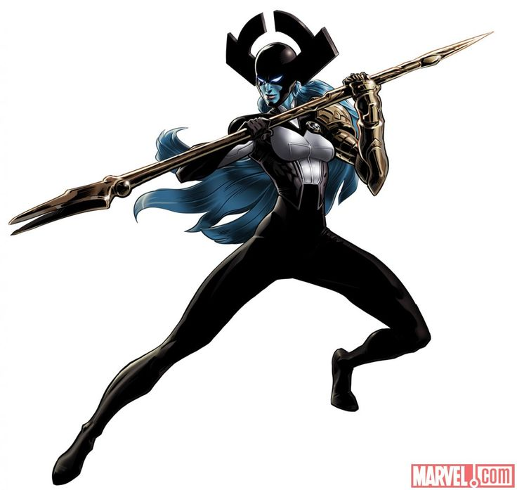 Proxima Midnight #Marvel: Avengers Alliance