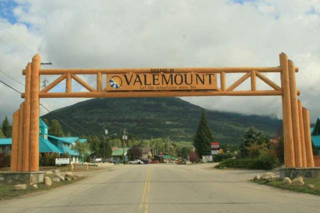 Valmount, BC