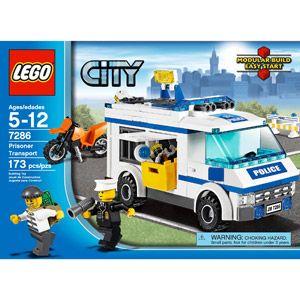 LEGO City Prisoner Transport Play Set, kenneth's favorite..