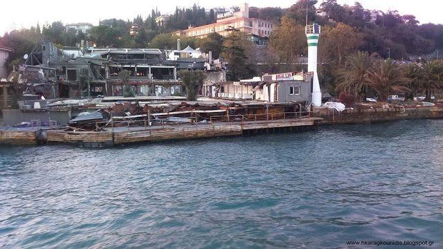 Haris Karagkounidis: Istanbul- Club Reina