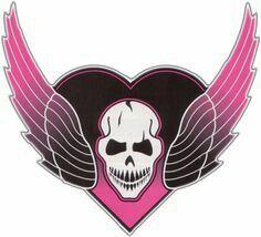 "Bret ""Hitman"" Hart logo"