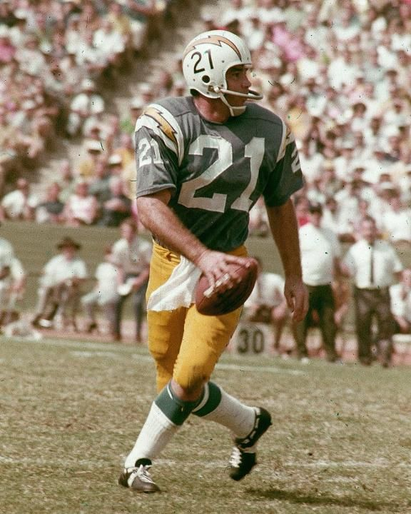 San Diego Chargers Football Record: 1000+ Images About John Hadl #6 Charger On Pinterest