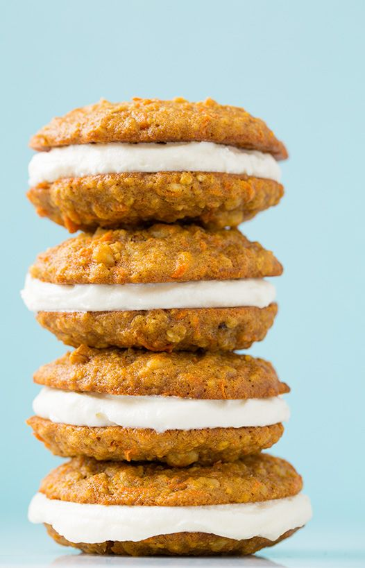Carrot Cake Cookies are a Easter Treat - Foodista.com