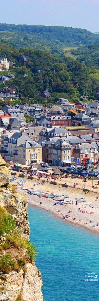 Etretat Beach – Normandy | France