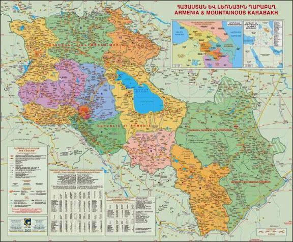 El Ministro de Relaciones Exteriores de la República de Nagorno Karabaj, Karen Mirzoyan envió una carta al Ministro de Relaciones Exteriores de la República Oriental del Uruguay, Luis Leonardo Almagro Lemesu, invitándole a realizar una visita a este país.