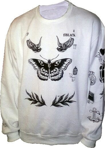 One Direction Harry Styles Sweater Custom Made by FonzFashionz