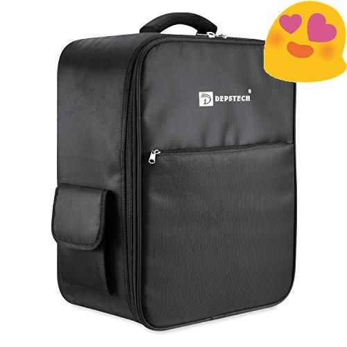 #holidays #Depstech Protective Travel Backpack Case for DJI Phantom 1, Phantom 2, Phantom 3 Quadcopter Excellent Protection for Your Phantom Drone The internal s...