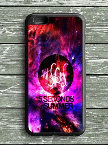 5 Seconds Of Summer iPhone 6 Plus Case