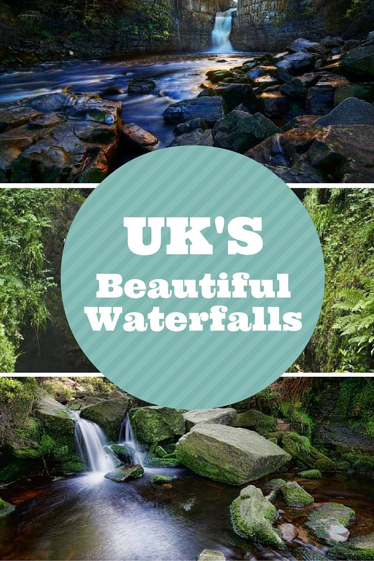 The UK is not a place you typically associate with grand, majestic, cascading water features. But it has plenty to take your breath away