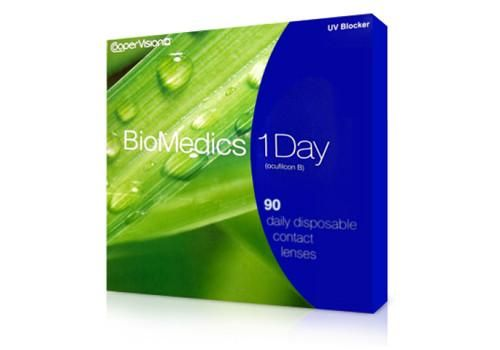 Buy Biomedics 55 1 Day - Ultraflex 55 1 Day 90 Pack contact lenses online. 50-70% off retail contact lenses in Canada. Get free shipping to Canada or US. No minimum order needed! No taxes!