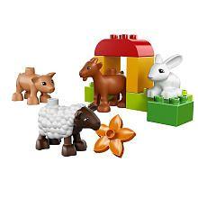 LEGO Duplo LEGOVille Farm animals (10522)