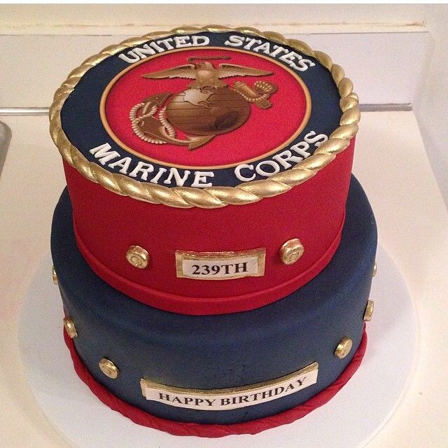 Marine Corps. Cake                                                                                                                                                                                 More