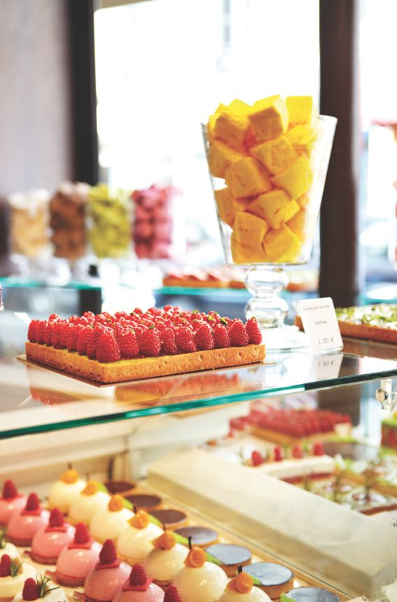 What they say is true: French people don't really eat on the go. But they couldn't care less if you do. Find out where to snack in Paris with T+L.