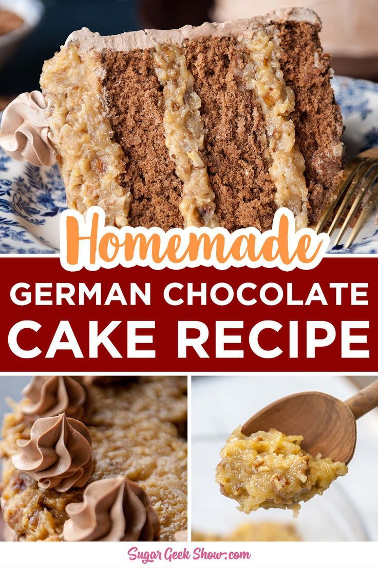 48+ Best german chocolate cake shipping inspirations