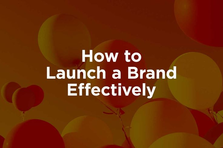 Check these Top 10 Tips on How to Launch a Brand Effectively through Marketing and Social Media. Here are some Ideas How to Launch a Successful Product.