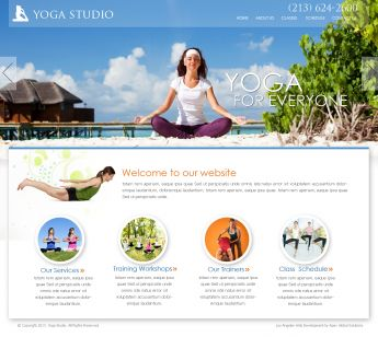 Great Website Design Ideas food restaurant by vitali zakharoff restaurant 2restaurant website designweb Looking For A Inspirational Talented Creative Yoga Web Design Seo Hosting
