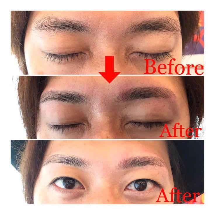 眉ワックス脱毛��Before▶︎After�� 目元周りがスッキリしたことで、目自体が強調され、目元が明るくなりました✴︎✴︎ 眉を細くし過ぎたり目尻を鋭角にしすぎたりしないため、自然な仕上がりになっています。  さりげない変化で、知らず知らずのうちに好感度をあげることができるのです。 自身のビジュアルの変化は、他人の好感度をあげるだけでなく、自分のモチベーションアップに繋がります。 是非眉ワックス脱毛お試し下さいね��  #beforeafter  #eyebrows  #upwardlash  #eyedesigner  #眉 #眉ワックス脱毛  #シェービング  #銀座 #まつげエクステ  #まつげパーマ  #eyelashextensions  #トータルビューティー  #男性にもオススメ http://ameritrustshield.com/ipost/1543577384006087002/?code=BVr43PZAnFa