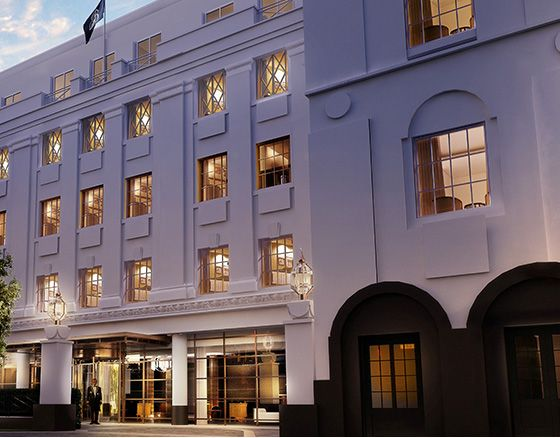 The Beaumont hotel London opening Autumn 2014
