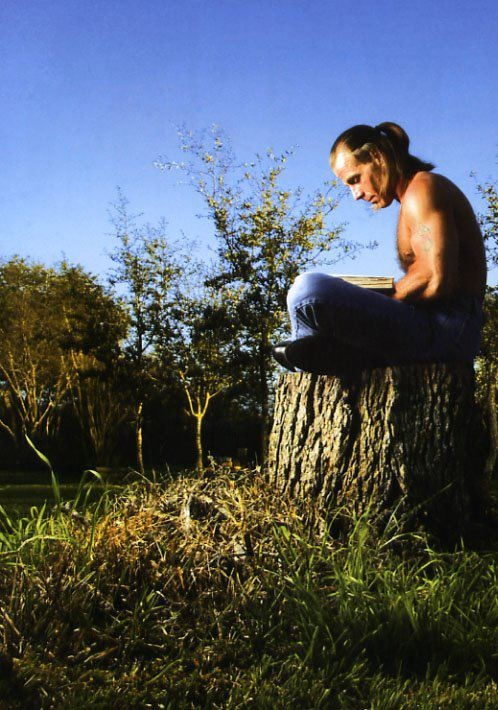 Shawn Michaels. Love this.