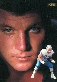 Mike Munchak Football Card (Houston Oilers) 1991 Score #685 by Hall of Fame Memorabilia. $30.95. Mike Munchak Football Card (Houston Oilers) 1991 Score #685. Signed items come fully certified with Certificate of Authenticity and tamper-evident hologram.