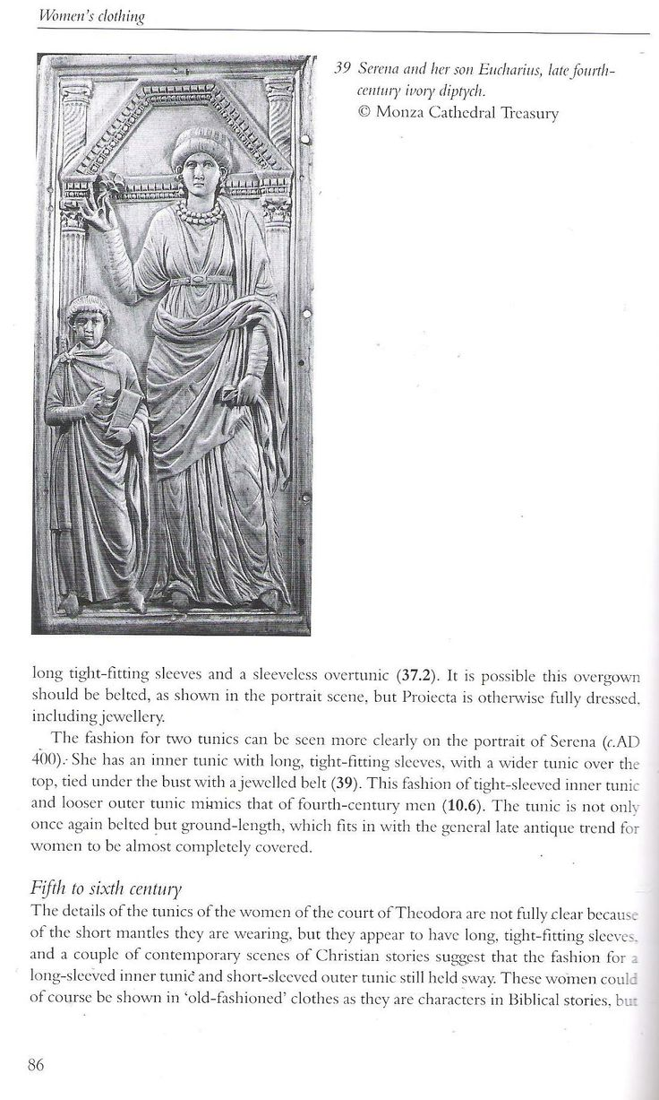 Book: Roman Clothing and Fashion by Crown