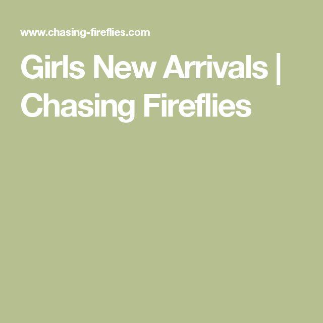 Girls New Arrivals | Chasing Fireflies