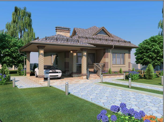 Строительство домов, коттеджей, дач под ключ