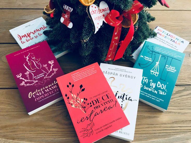 #CarteaDeSubBrad În perioada 11-18 decembrie, toate cărțile apărute la editura Povești de Păpădie au preț de sărbătoare (reducere 35%). În funcție de persoana care va deschide cadoul, îți facem următoarele recomandări:: https://goo.gl/WyrNoQ