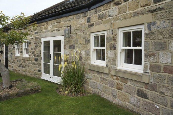 Harrogate, Yorkshire – Hidden Spring Sash Windows & French Doors